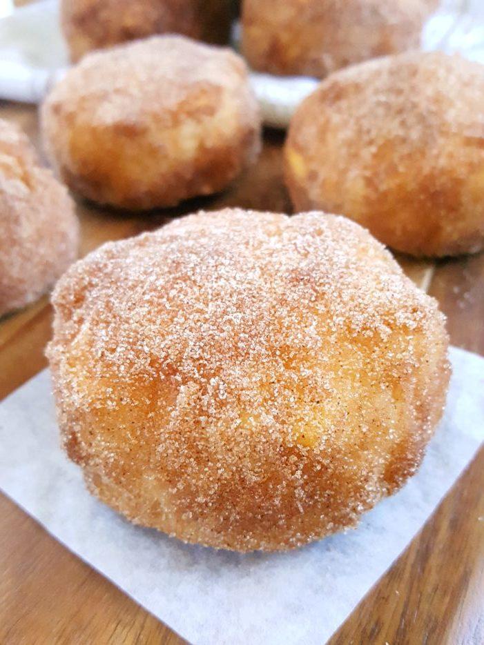 4 Ingredient Cinnamon Sugar Biscuits Beat Bake Eat