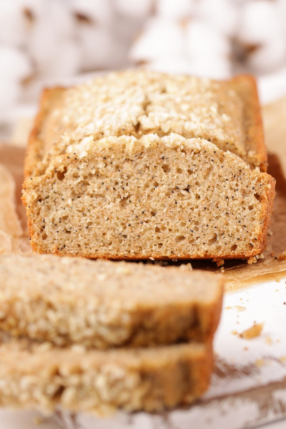 Healthy Bread for Breakfast and Snacking