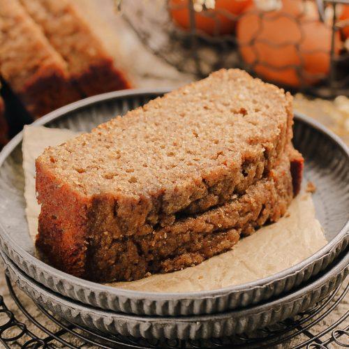 healthy spice bread